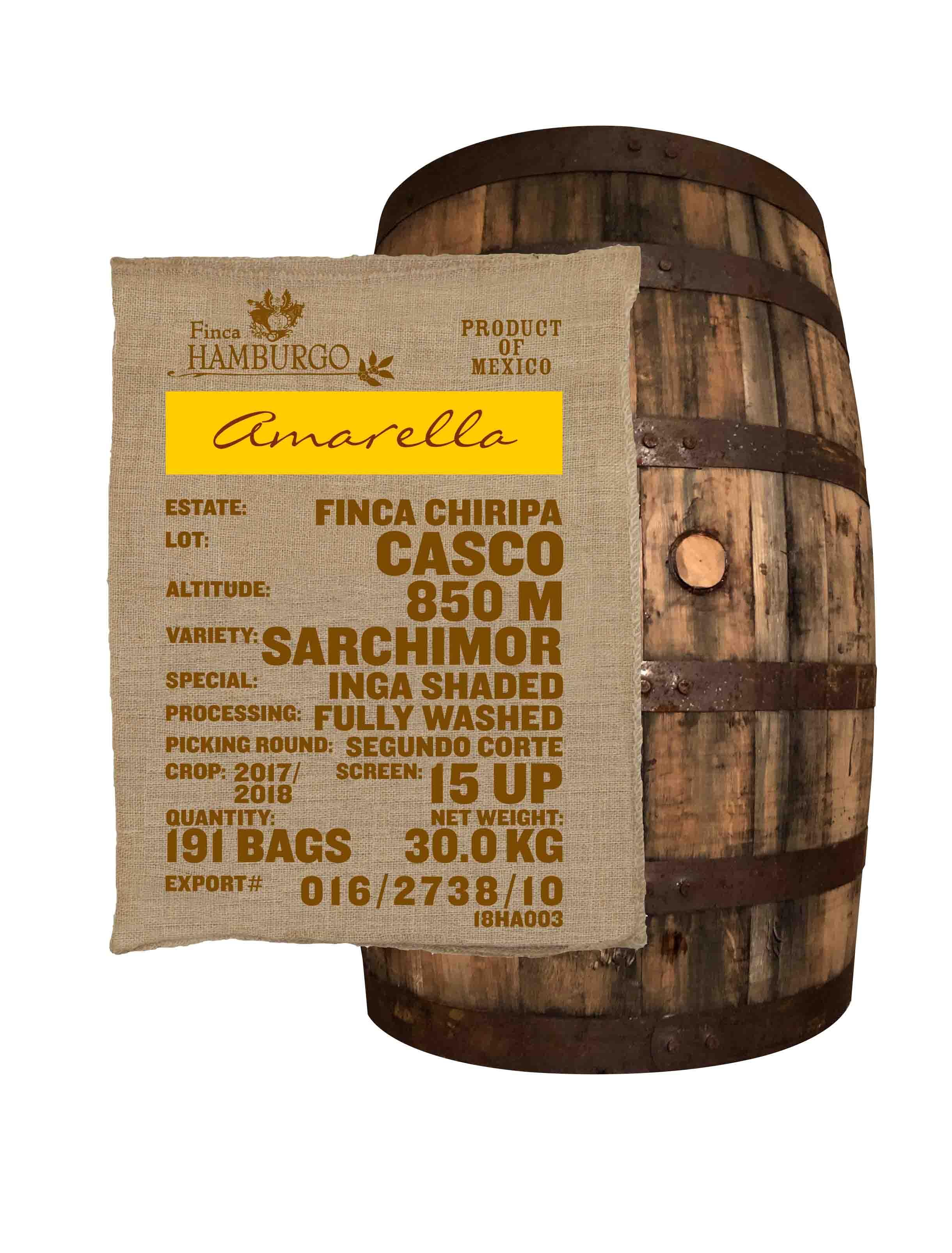 "Casco, Sarchimor, Fass-Reifung ""PX Sherry Whisky"""
