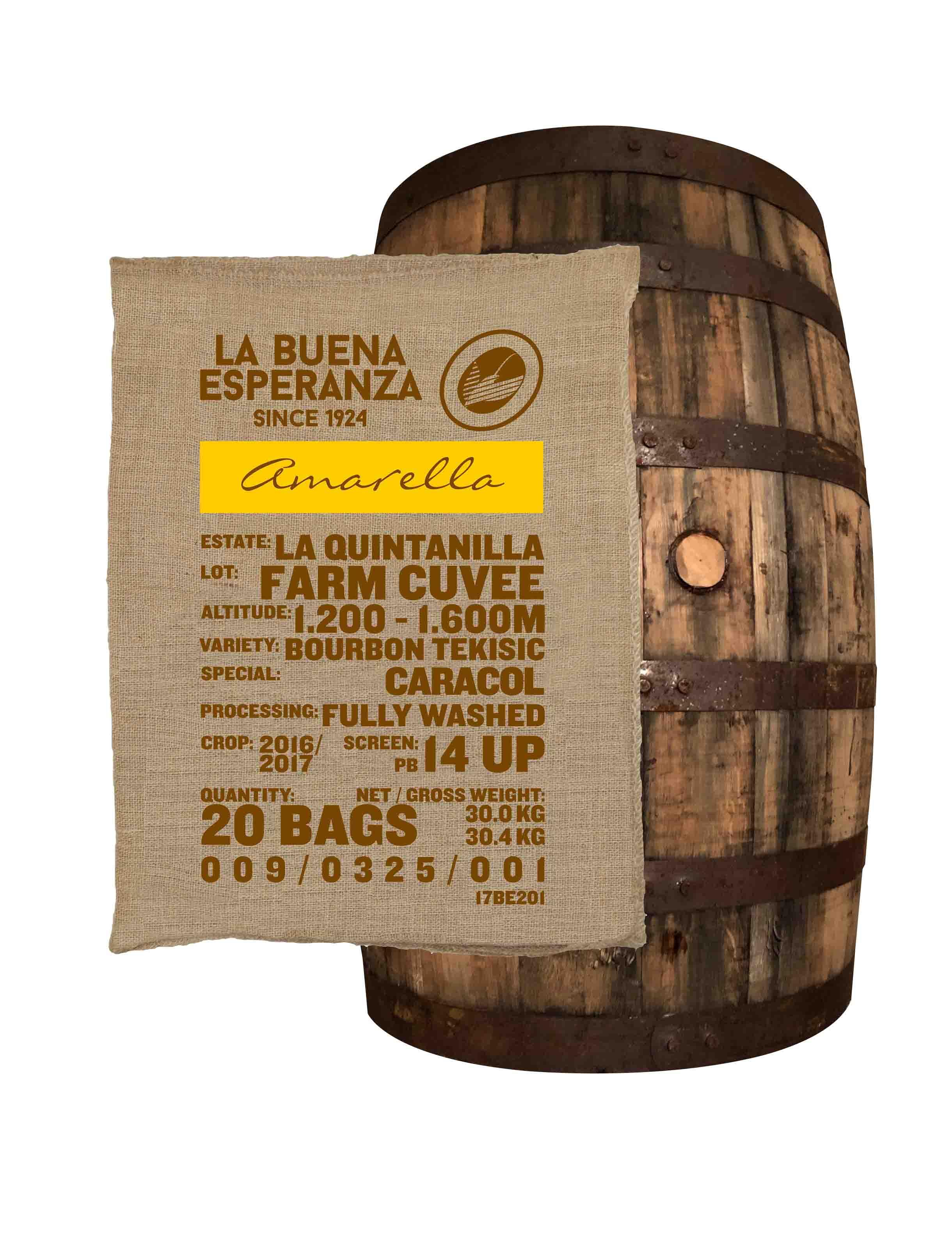 "Farm Cuvee, Bourbon / Tekisic, Fass-Reifung ""Ron Zacapa Rum"""